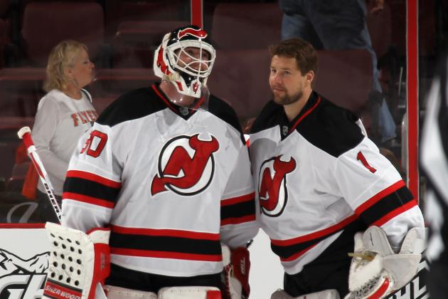 NHL Trade Deadline: Martin Brodeur Injury Shows Need for Strong Backup Goalie