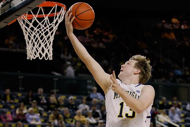 Matt Vogrich Rejoins Michigan After Watching Tournament Opener from Hotel