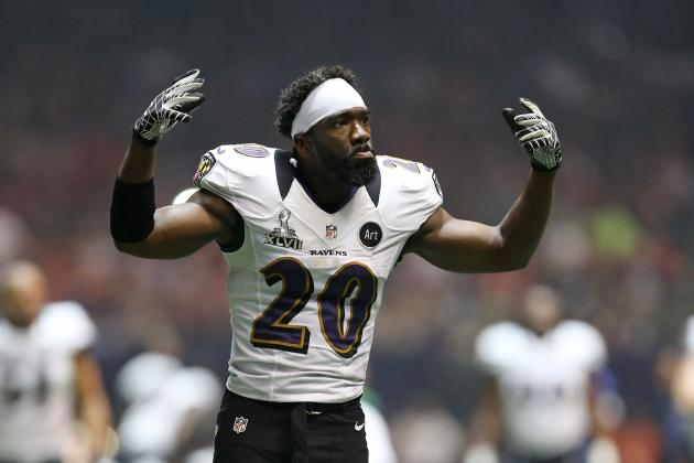 Ed Reed to Texans: Ravens Wise to Let Future Hall of Famer Leave in Free Agency