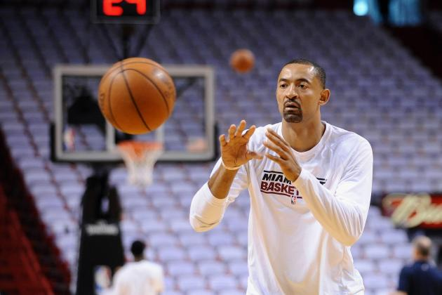 Heat Sign Juwan Howard for Rest of Season