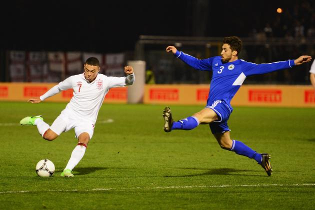 San Marino vs. England: World Cup Qualifying Live Score, Highlights and Recap