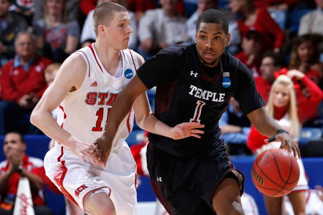 Second Round: Temple Withstands NC State Charge