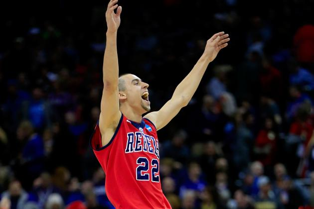 Marshall Henderson: Ole Miss Basketball Star Is Not Rebels' Most Crucial Player