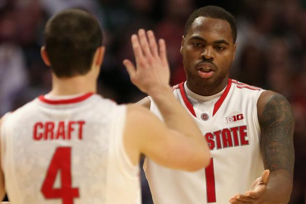 Ohio State Destroys Iona in Round of 64 Clash