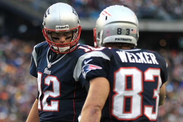 How Does Wes Welker's Move to Denver Affect the Brady vs. Manning Rivalry?