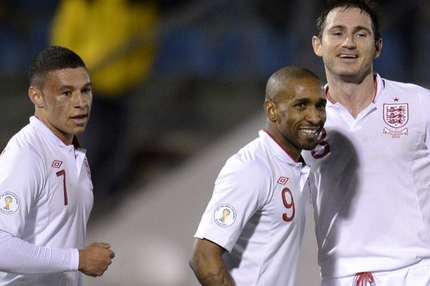 England Smashes San Marino 8-0 in WC Qualifying