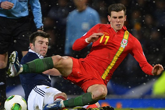 Bale Injury After Welsh Star Manages Just 45 Minutes at Hampden