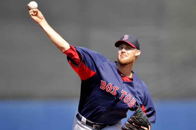 Daniel Bard Likely to Begin 2013 Season in Minors for the Boston Red Sox