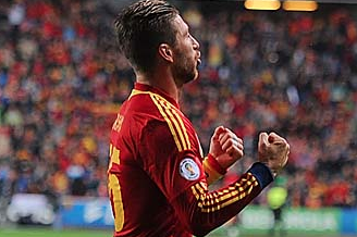 Spain, Finland Draw in UEFA World Cup Qualifying