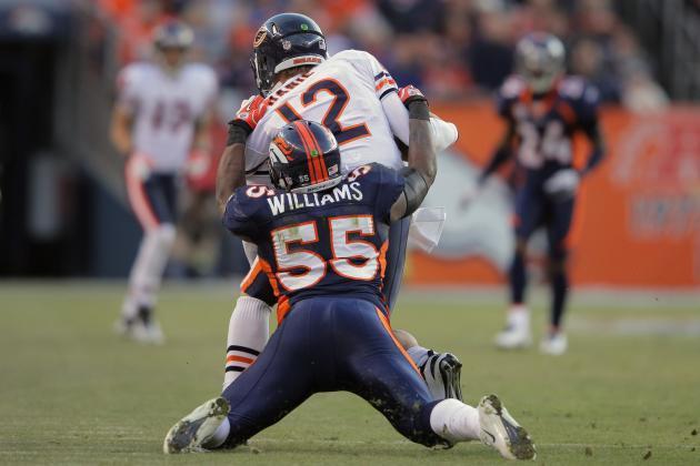 LB D.J. Williams Joins Former Denver Broncos Cutler, Marshall in Chicago