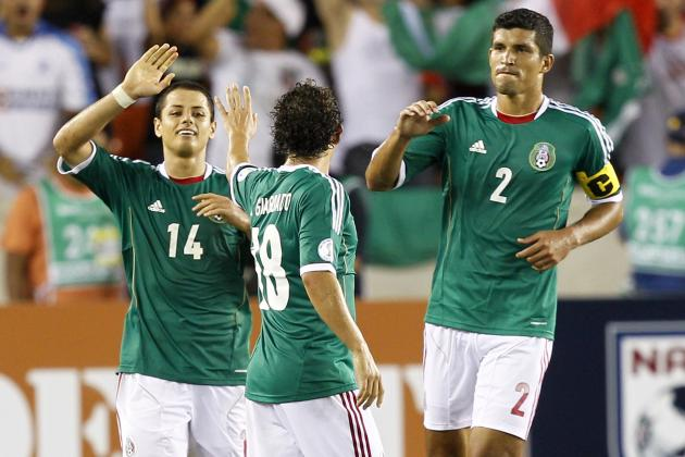 Honduras vs Mexico: Score, Grades and Post-Match Reaction