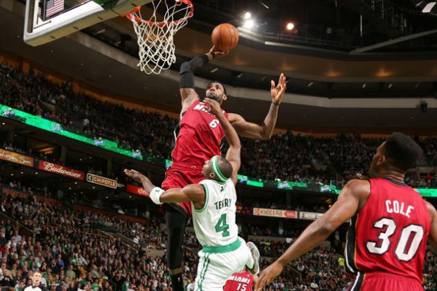 What's More Impressive, NBA Title or Miami Heat's Win Streak?