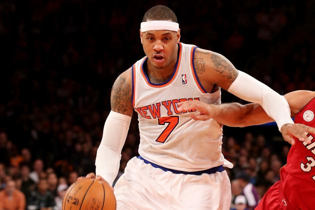 NBA Gamecast: Knicks vs. Raptors