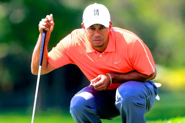 Tiger Woods at Arnold Palmer Invitational 2013: Day 2 Analysis and Highlights