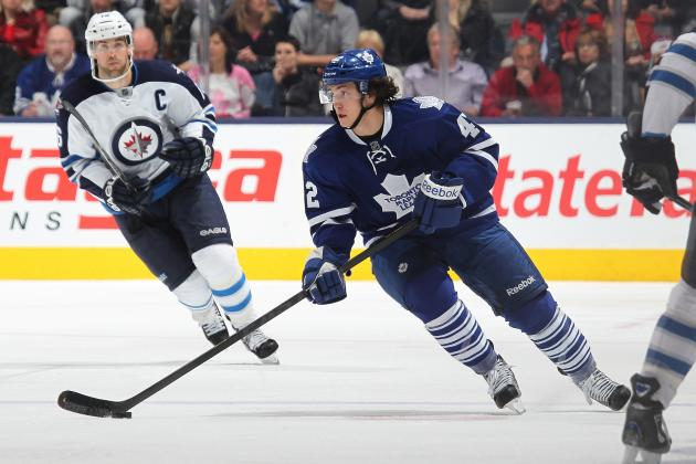 NHL Trade Scenarios: Why the Toronto Maple Leafs Should Trade Tyler Bozak