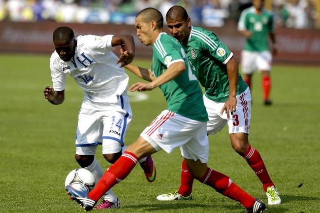 Honduras vs Mexico: Score, Grades and Post-Match Reaction