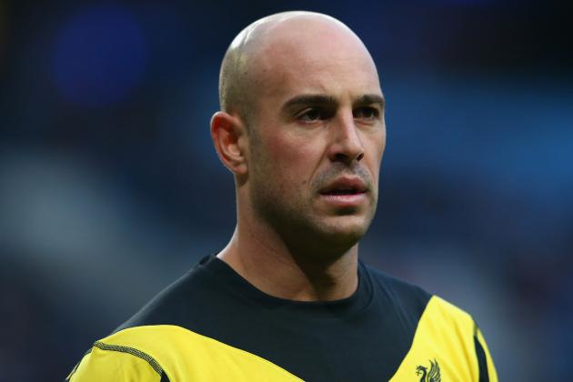 Reina 'Very Happy' Working Under Rogers