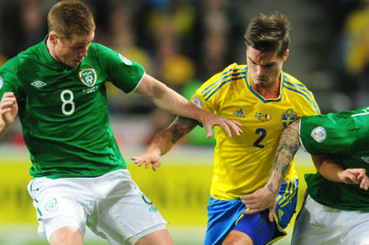 Sweden V Rep Ireland: 22nd Mar 2013 | Report