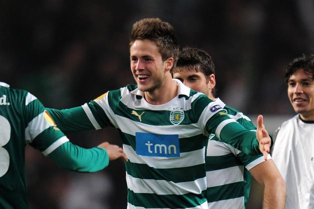 Van Wolfswinkel Signed to 4-Year Contract