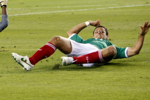Honduras vs Mexico: Blown Lead Puts Pressure on El Tri to Beat United States
