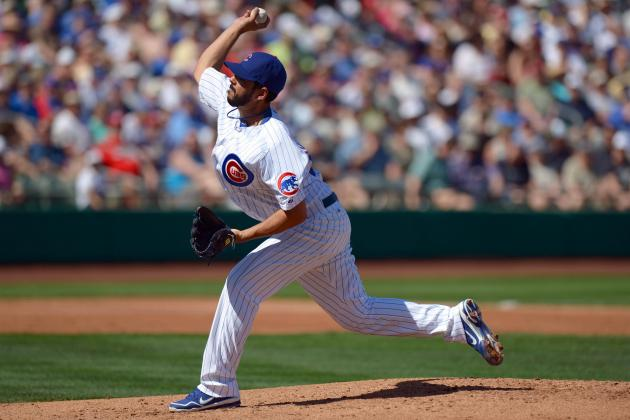 Rapid Reaction: Cubs 4, Brewers 1