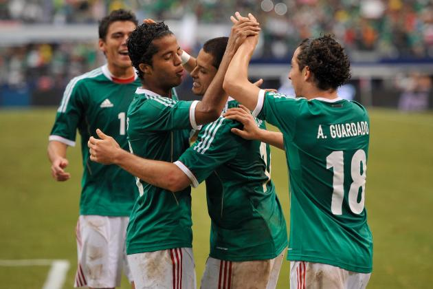 Mexico vs Honduras: No Reason for El Tri to Panic Following Draw