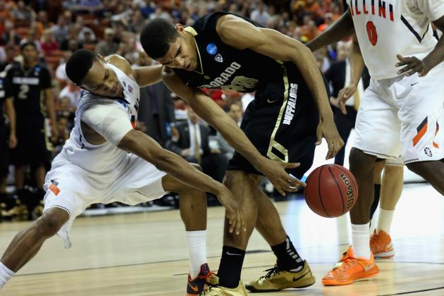 Second Round: Illinois Routs Colorado: March Madness Video Hub