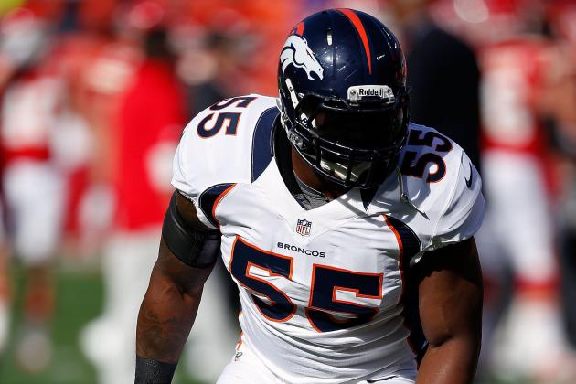 Why Bears' Signing of D.J. Williams Could Be the Steal of Free Agency