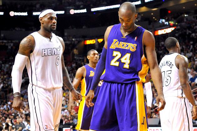 Why Comparing LeBron James to Kobe Bryant Is Just Plain Wrong