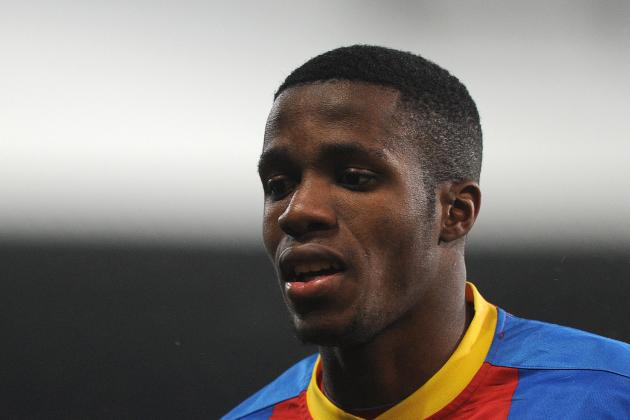Man U Starlet Zaha Eager to Cram 'Over-Rated' Tag Down Critics' Throats