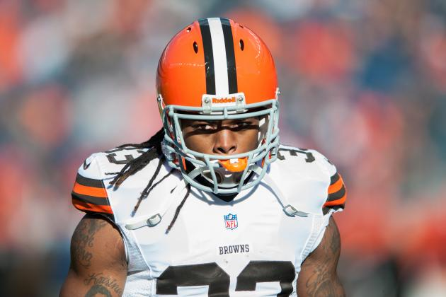 Trent Richardson Named in Lawsuit by Two Women Claiming Assault