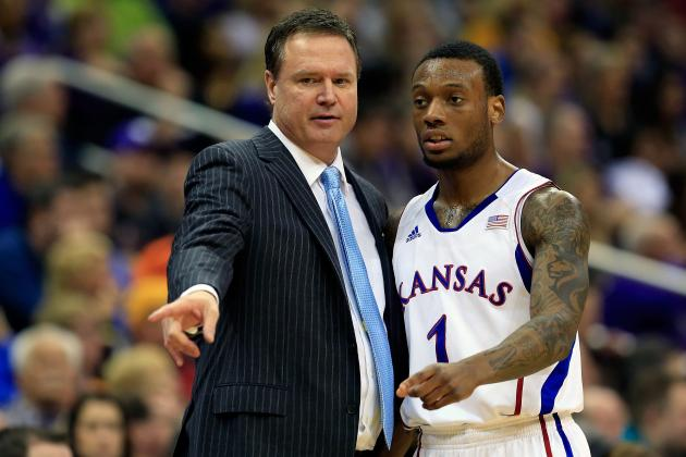 Kansas vs. Western Kentucky: Live Score and Updates for Round of 64 Matchup