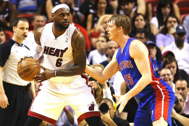 Detroit Pistons vs. Miami Heat: Live Score, Results and Game Highlights