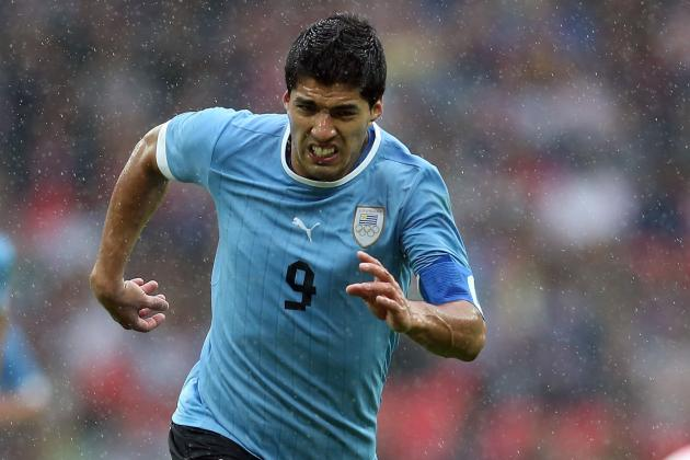 Uruguay and Paraguay Draw 1-1 in WC Qualifier