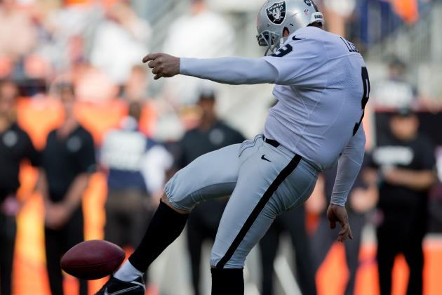 Texans Have Agreed to Terms with All-Pro Punter Shane Lechler