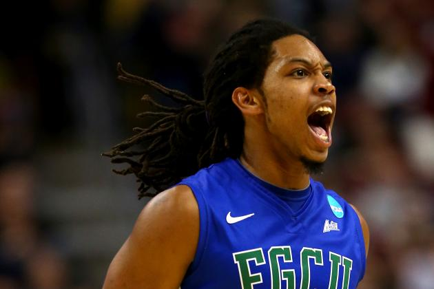 No. 15 Seed Florida Gulf Coast Stuns Georgetown in First-Ever Tourney Game