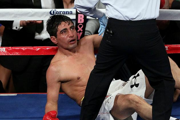 Laughably, USADA 'Sanctions' Erik Morales 2 Months
