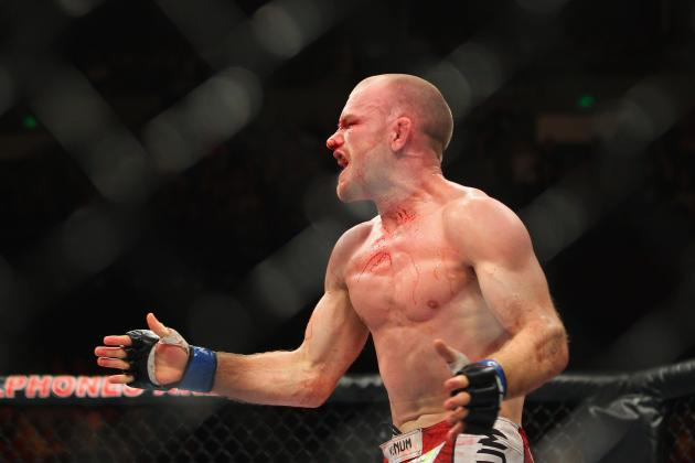Martin Kampmann: 'I'd Love to Beat Nick Diaz's Ass'
