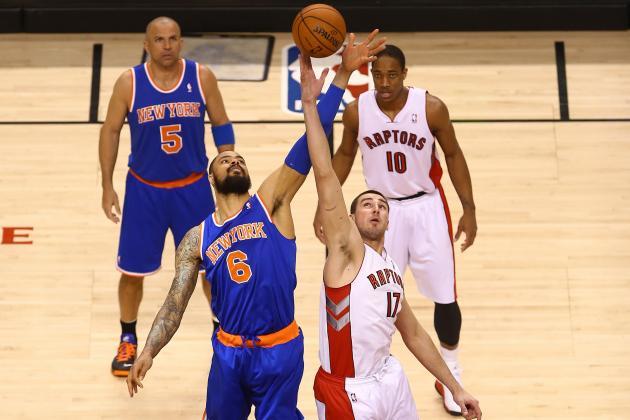 Toronto Raptors vs. New York Knicks: Preview, Analysis and Predictions