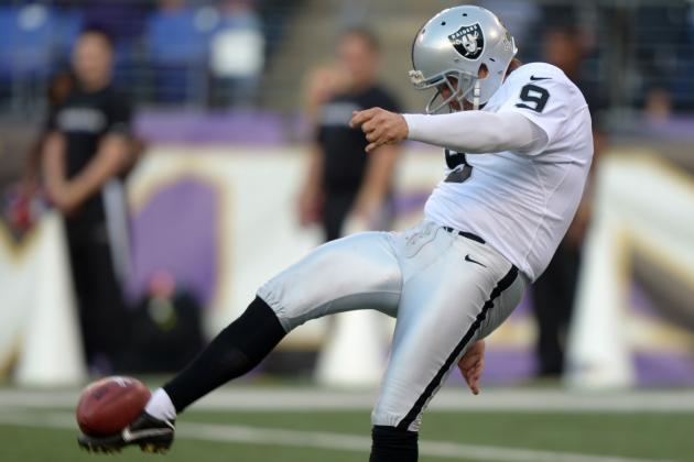 Report: Texans Agree to Terms with Punter Shane Lechler