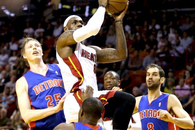 Miami Heat Extend Winning Streak to 25 Games with Win vs. Pistons