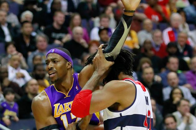 NBA Gamecast: Wizards vs. Lakers