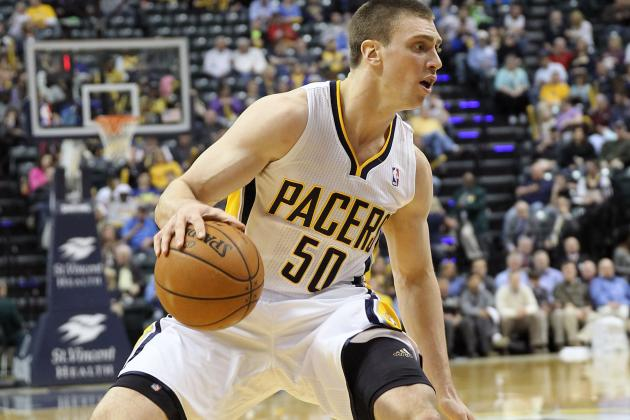 Hansbrough, Pacers Cruise Past Bucks