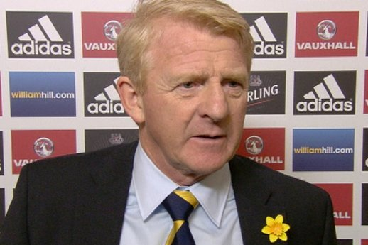 Strachan Prepared for Task Ahead