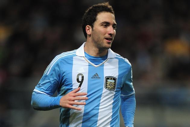 Match Report: Argentina 3-0 Venezuela