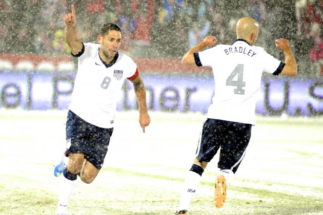 United States 1-0 Costa Rica: As It Happened
