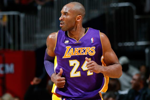 Why Does Kobe Bryant Wear an Arm Sleeve on His Right Elbow?
