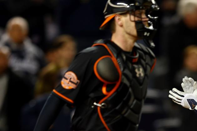 Matt Wieters Open to Extension with Orioles