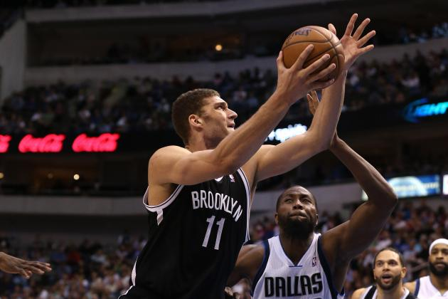 Nets Are in the Playoffs and It's Up to Lopez to Determine How Far They Go