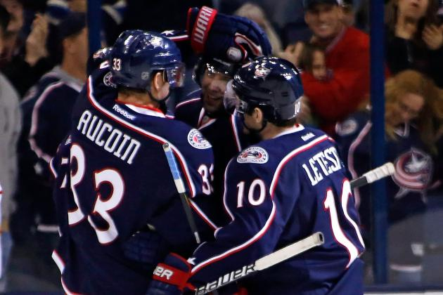 Blue Jackets Extend Points Streak to 12 Games